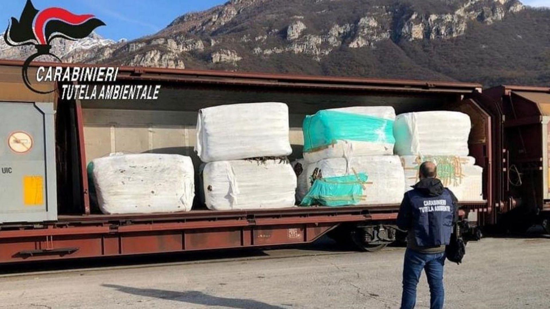 В Италия се води разследване за задържани в Милано вагони