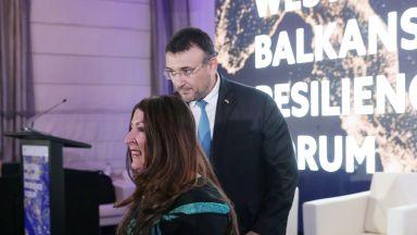 Херо Мустафа: Корупцията е един от проблемите на региона и пречи на икономическия растеж