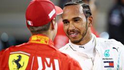 От Ферари признаха за разговори с Хамилтън