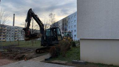 Има жертва при взрива в блок в Германия, откриха боеприпаси и газова бутилка