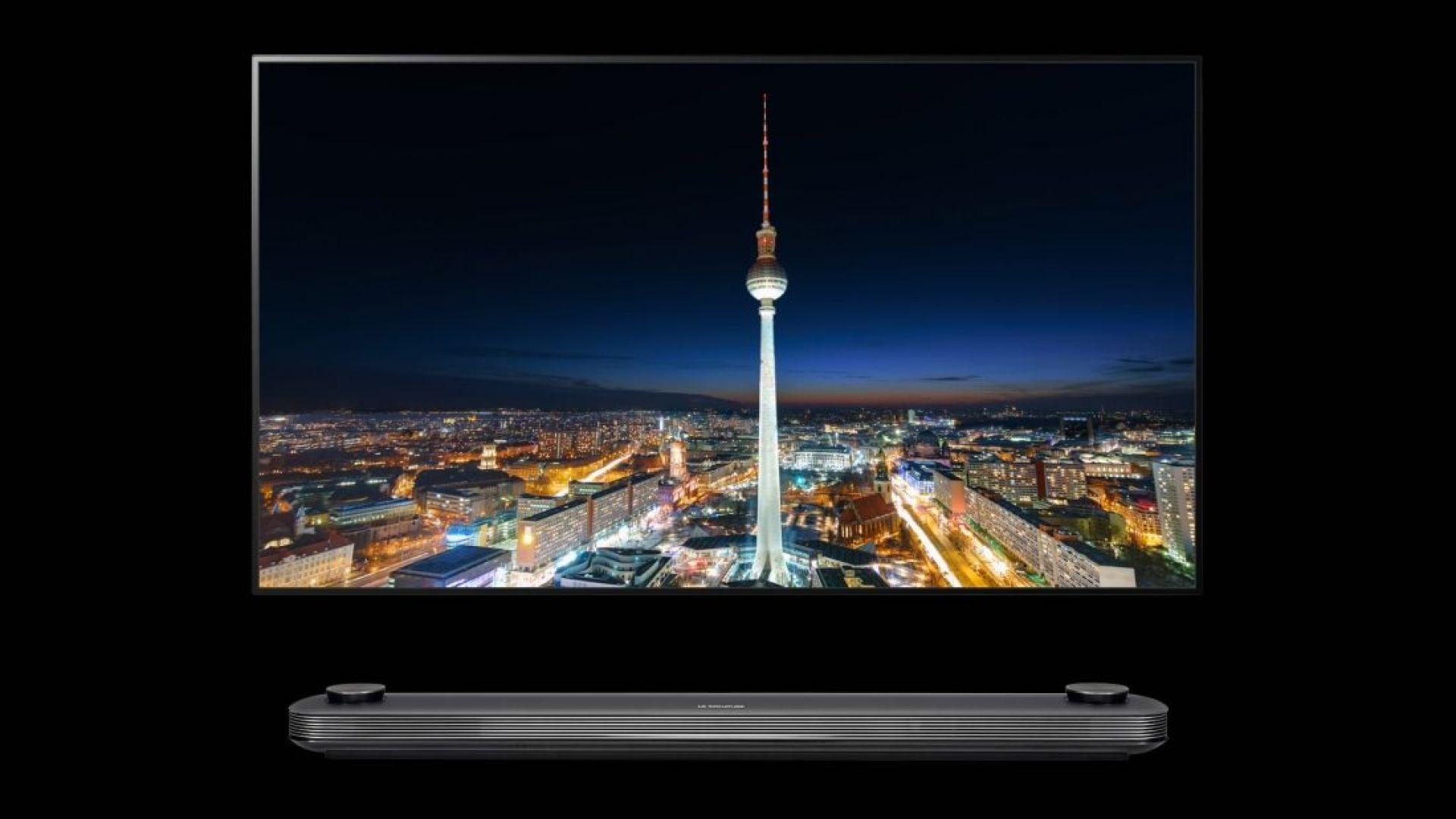 LG OLED77W9PLA е шампионът в черните цветове