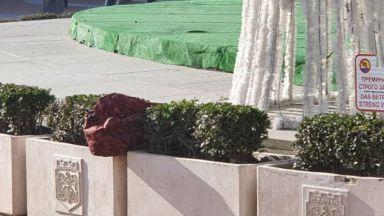 """Във Варна взривиха сак, заради който бе отцепен пл. """"Независимост"""""""