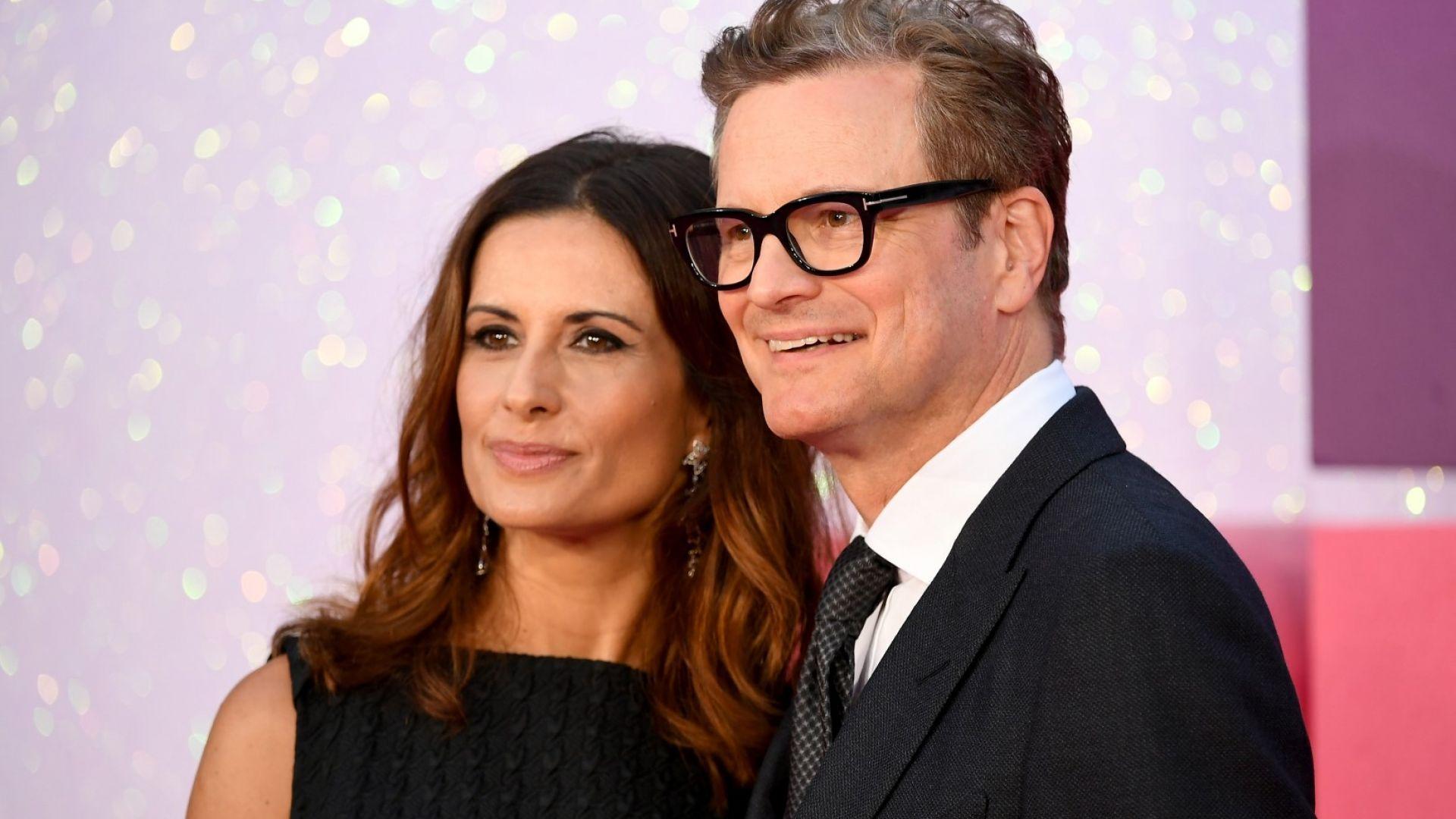 Колин Фърт се раздели със съпругата си след 22 години брак