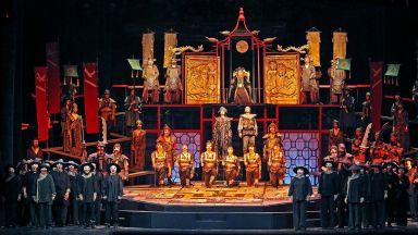 """Световноизвестни певци с гастрол в """"Турандот"""" на Джакомо Пучини в Софийската опера и балет"""