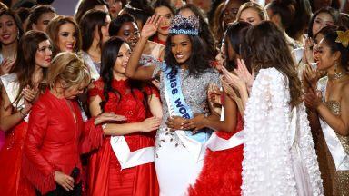 """Студентка по психология от Ямайка стана """"Мис Свят 2019"""""""