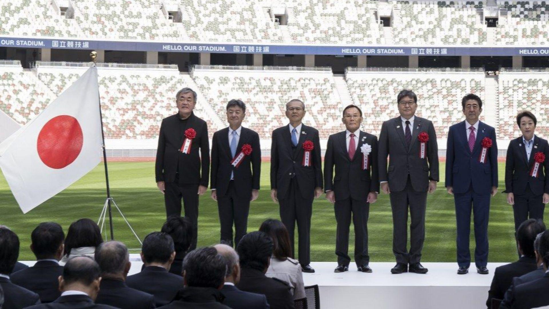Японският премиер: Провеждането на Олимпиадата ще е победа на човечеството