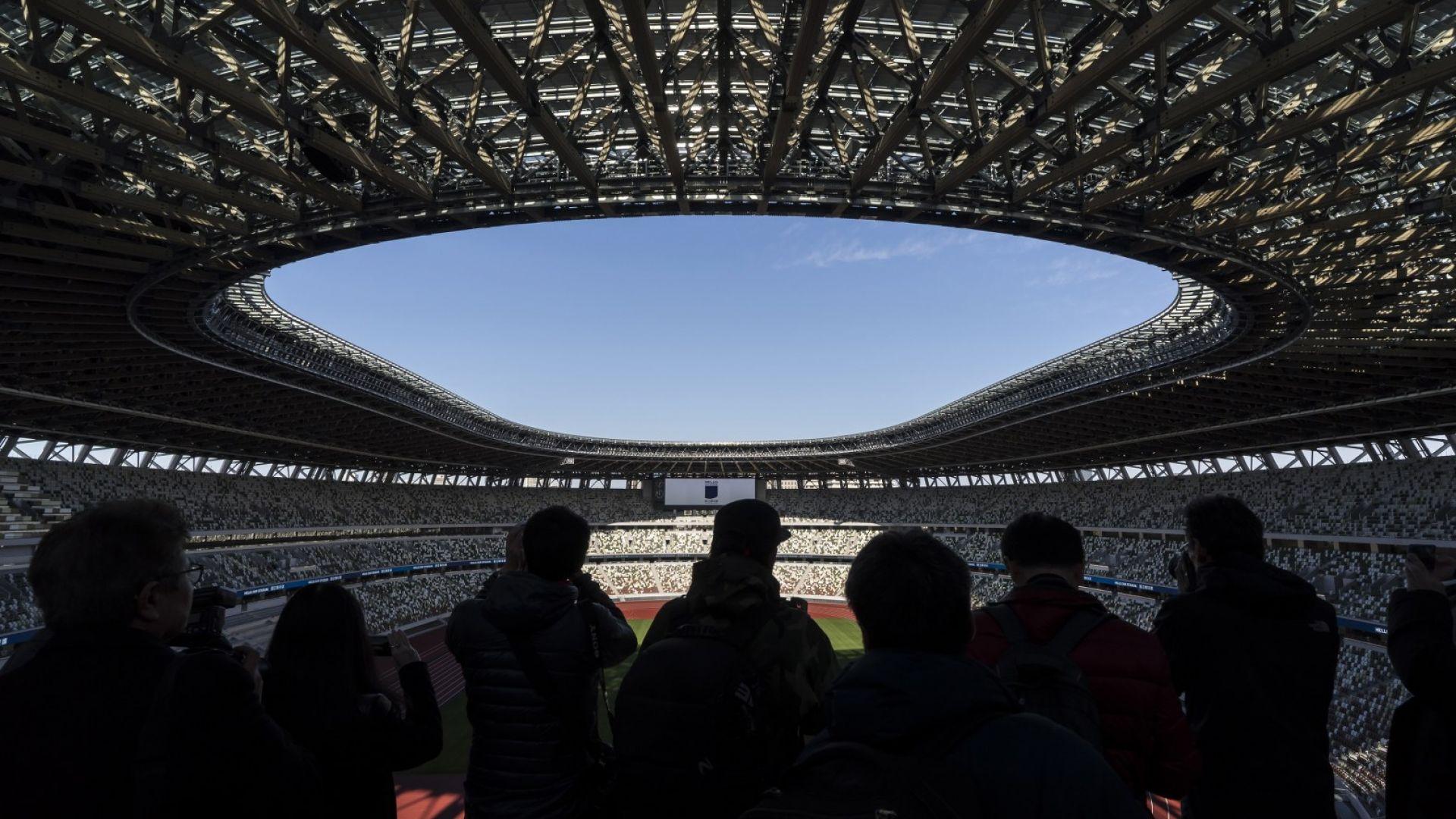 Без фенове от чужбина на Олимпиадата в Токио