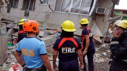 Най-малко четирима са загинали в земетресението на Филипините