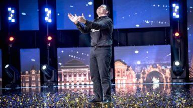 """Имитаторът Андриян Асенов си тръгна с 50 000 лева от """"България търси талант"""""""