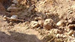 В Ирак откриха масов гроб с телата на над 640 души