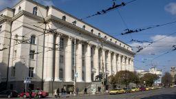 Евакуираха Съдебната палата в София заради сигнал за бомба от детски глас