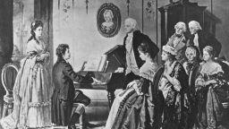 Бетовен - баща на тайнствената Минона?