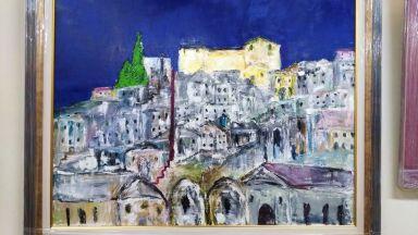 Георги Веснаков идва от Кувейт с първа изложба Под тепетата