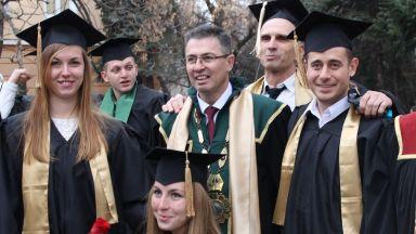 Проф. Ивайло Копрев е новият ректор на Минно-геоложкия университет