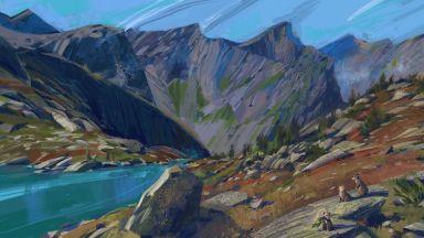 Пътешествие до вълшебната планина Алтай