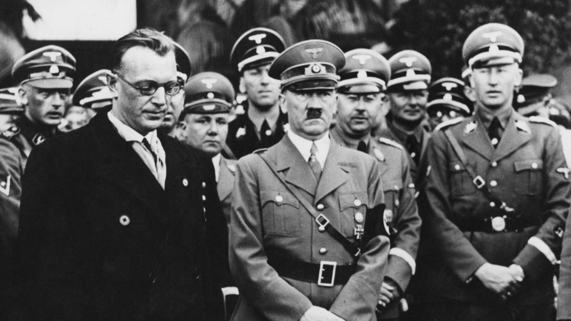 Отвориха гроба на топ нациста Райнхард Хайдрих в Берлин
