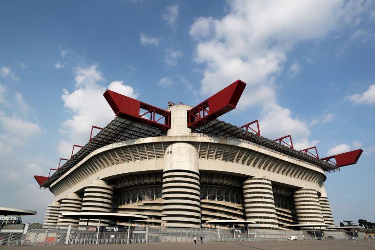 """Домът на Милан и Интер днес - """"Сан Сиро"""" е една от катедралите на световния футбол"""