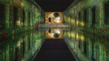 Превръщат подводна база от Втората световна война в най-големия център за цифрово изкуство