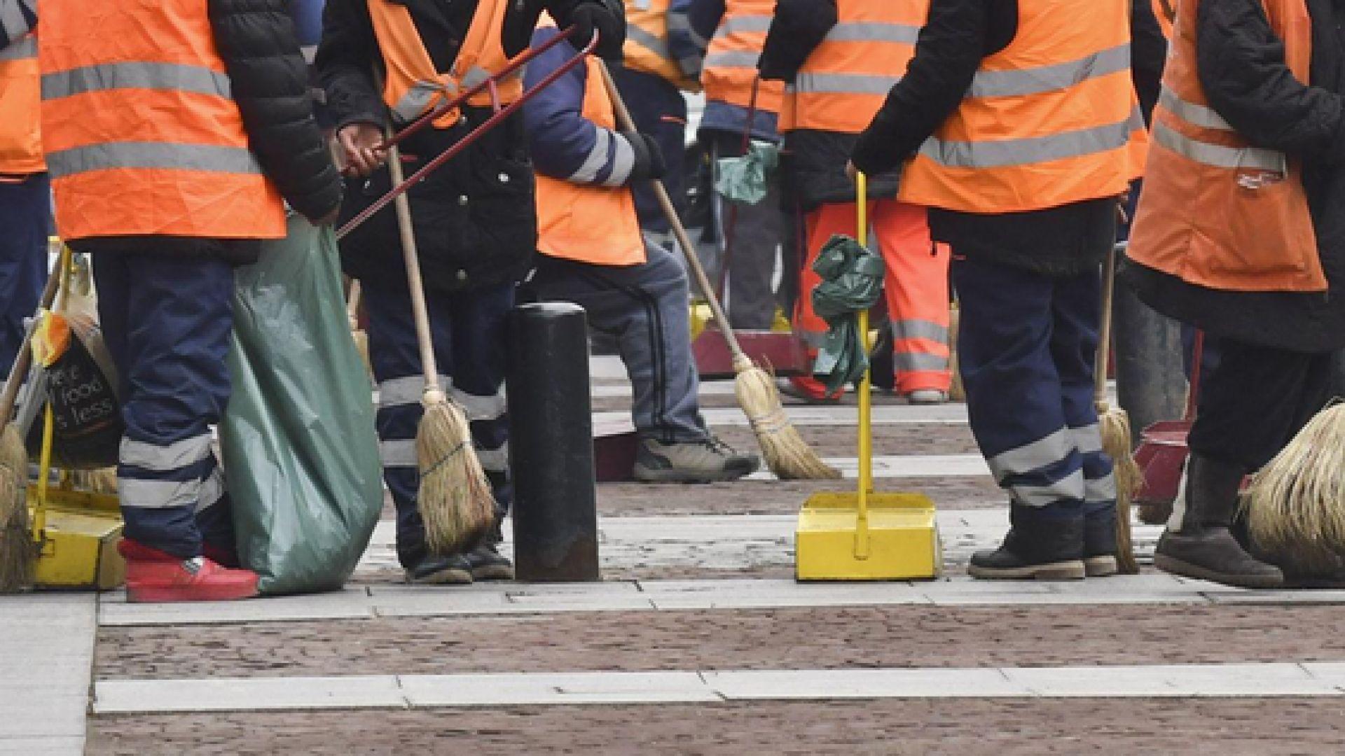 Фирма ще почисти булевард в Русе за своя сметка заради
