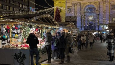 Осуетиха серия от атентати на коледни базари в Европа
