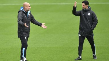 """Назрява скандал между Сити и Арсенал заради """"дясната ръка"""" на Гуардиола"""
