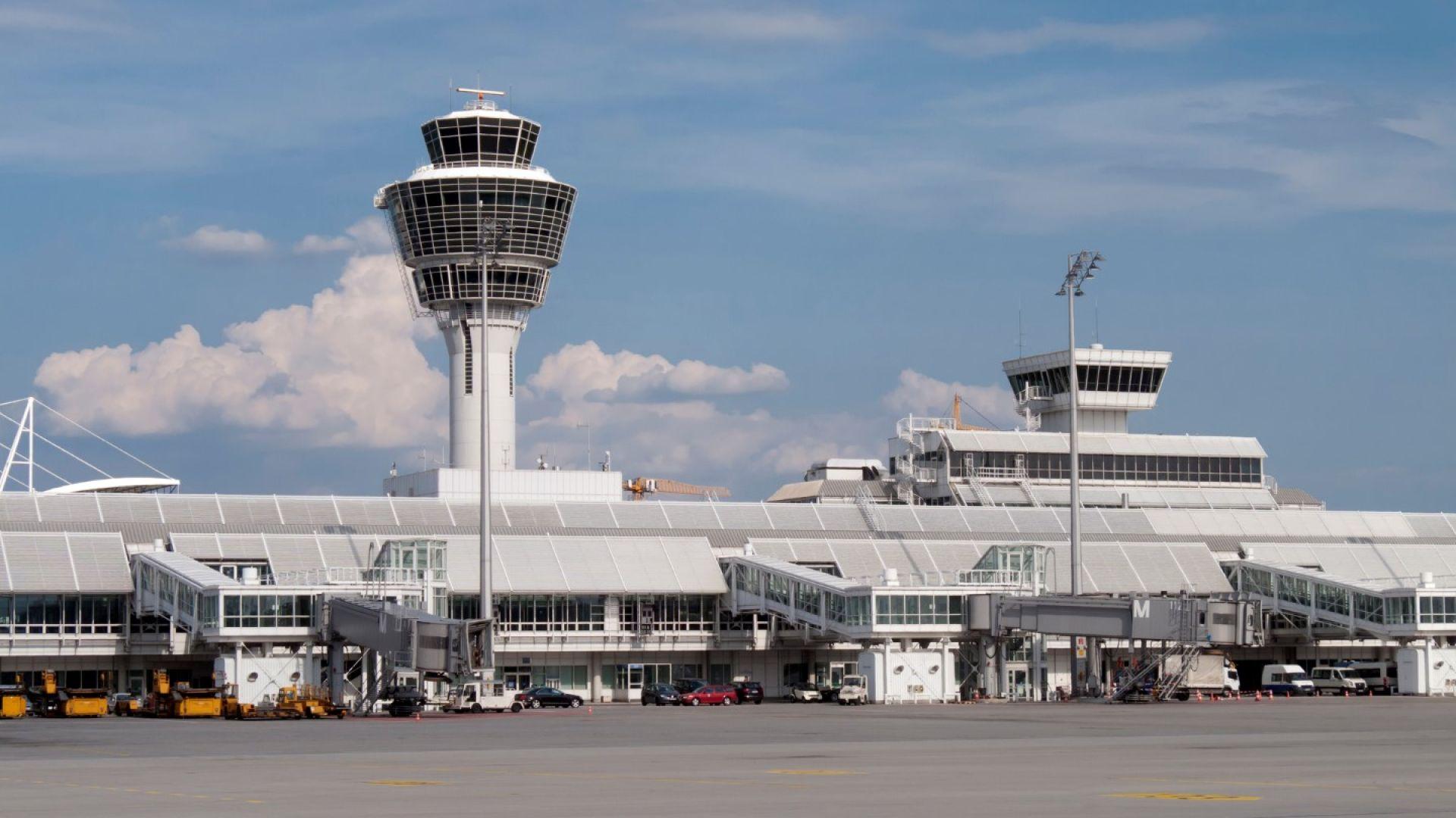 10 млн. повече пътници годишно: летището в Мюнхен ще бъде разширено