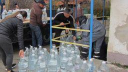 София пусна транзита на вода за Перник