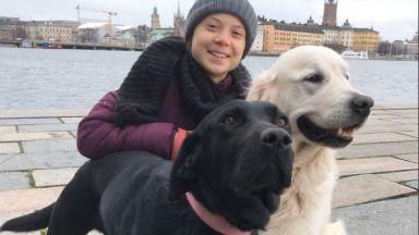 Грета Тунберг се прибра у дома в Стокхолм