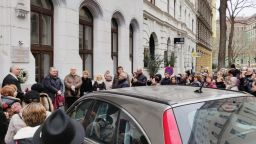 Виена отдава вечна почит към Гена Димитрова