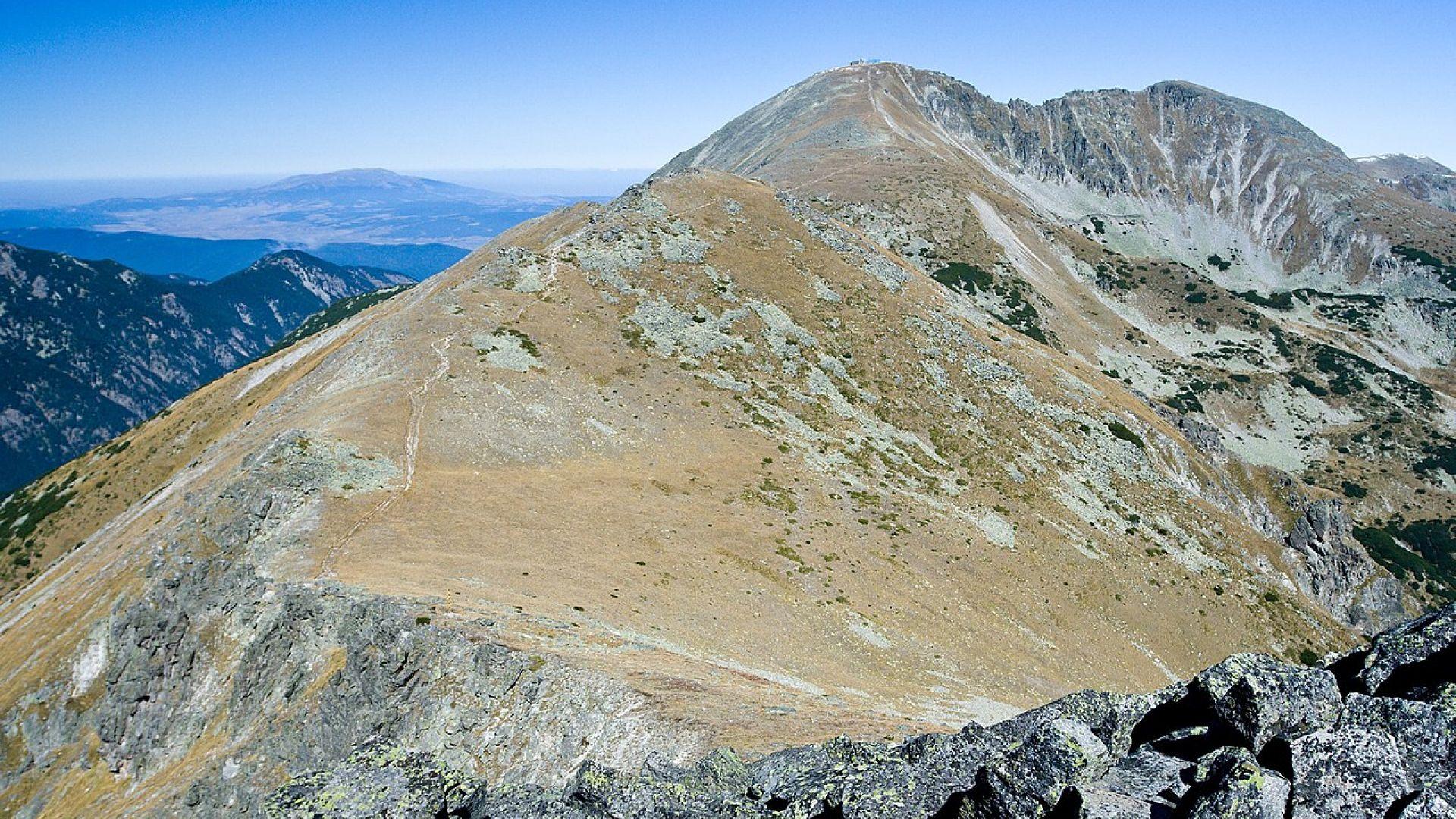 """""""Жега"""" в планините - отбелязан е абсолютен температурен рекорд на Мусала"""