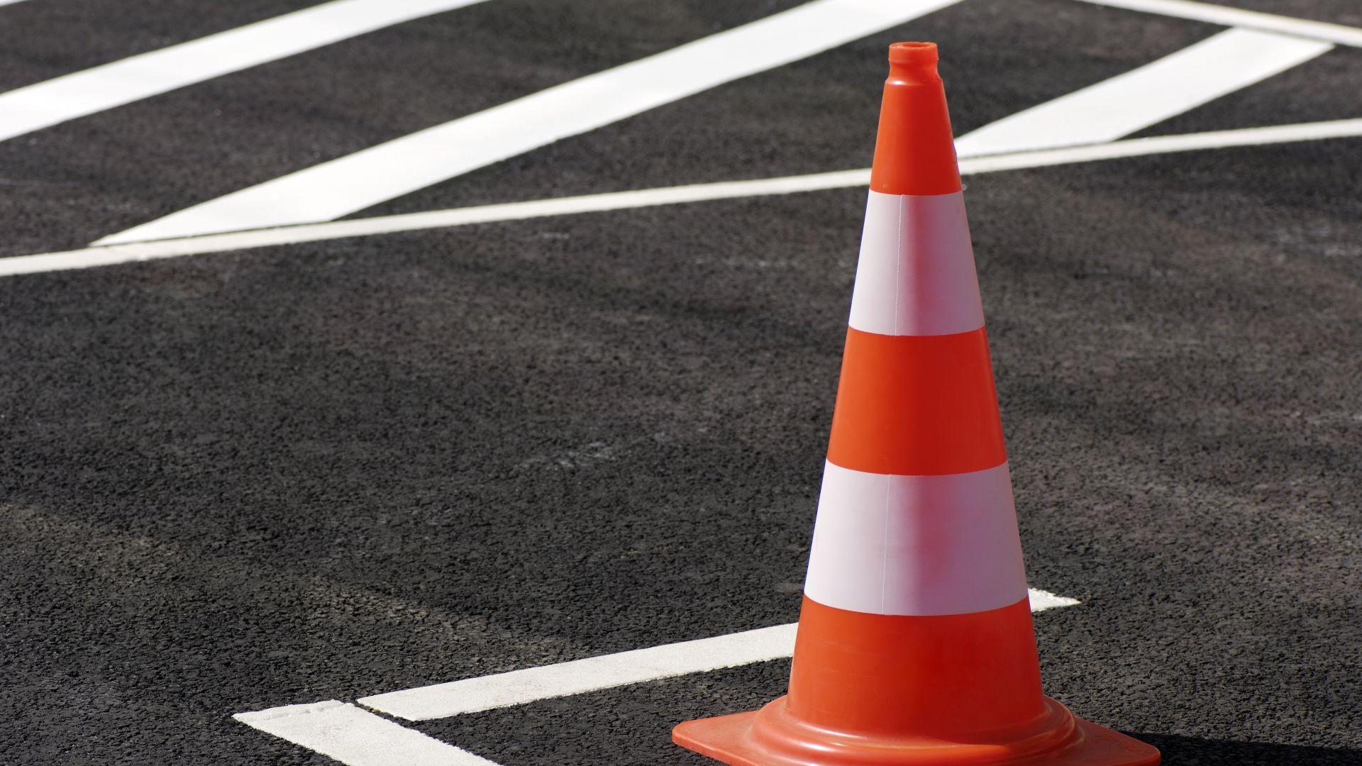 Временно ще спират трафика на пътя Бургас-Айтос заради електропровод