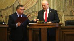 Иван Гешев се закле като главен прокурор
