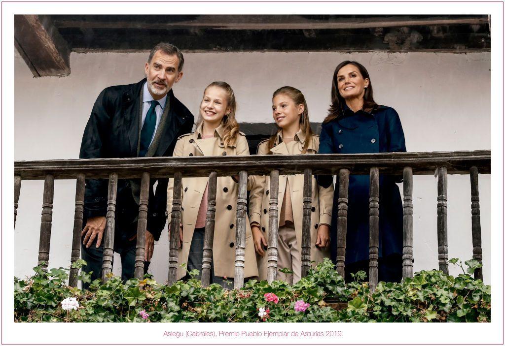 Кралското семейство на Испания