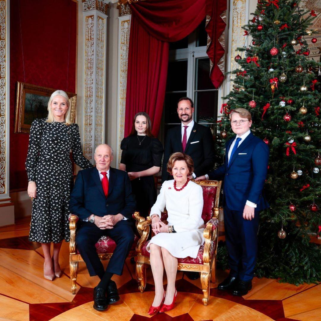 Кралското семейство на Норвегия