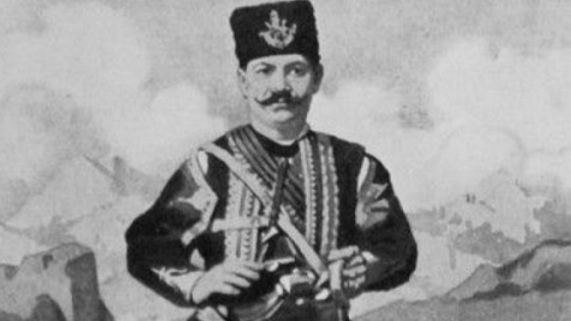 Преди 120 г. издъхва защитникът на Тракия - Капитан Петко войвода