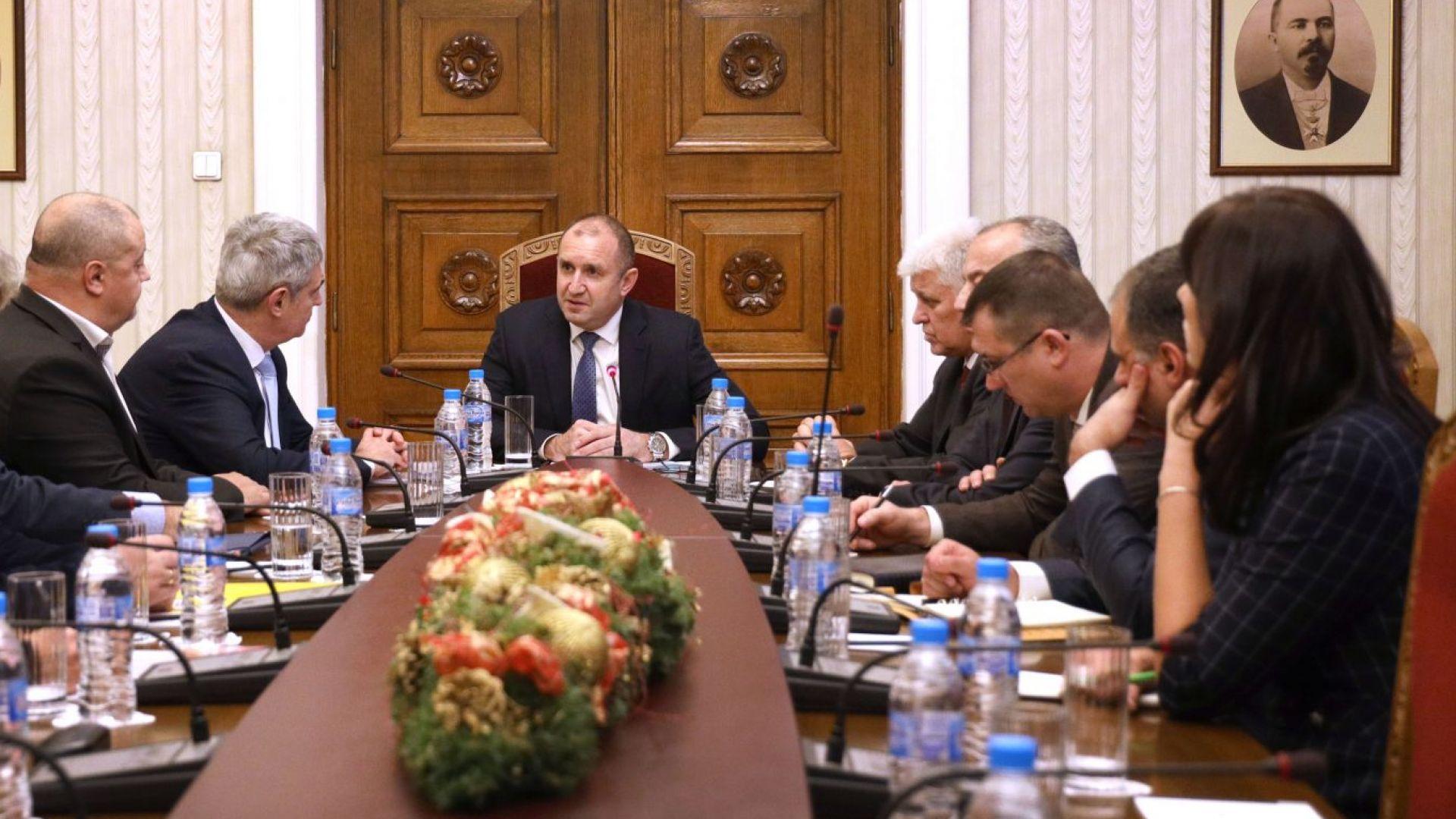 """Радев: """"Марица изток"""" дава независимост, автономност и суверенитет на България"""