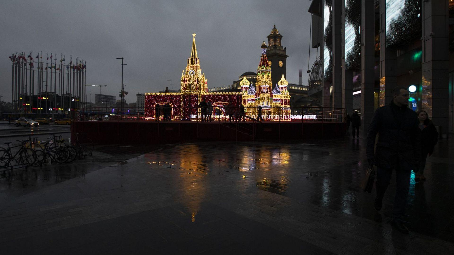 В Москва се чудят къде е зимата - за последно е било толкова топло преди 133 г.