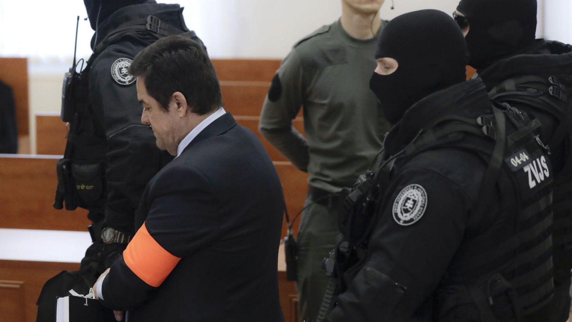 Започна процесът за убийството на Куциак: Кочнер влезе в съда с бронежилетка (снимки)