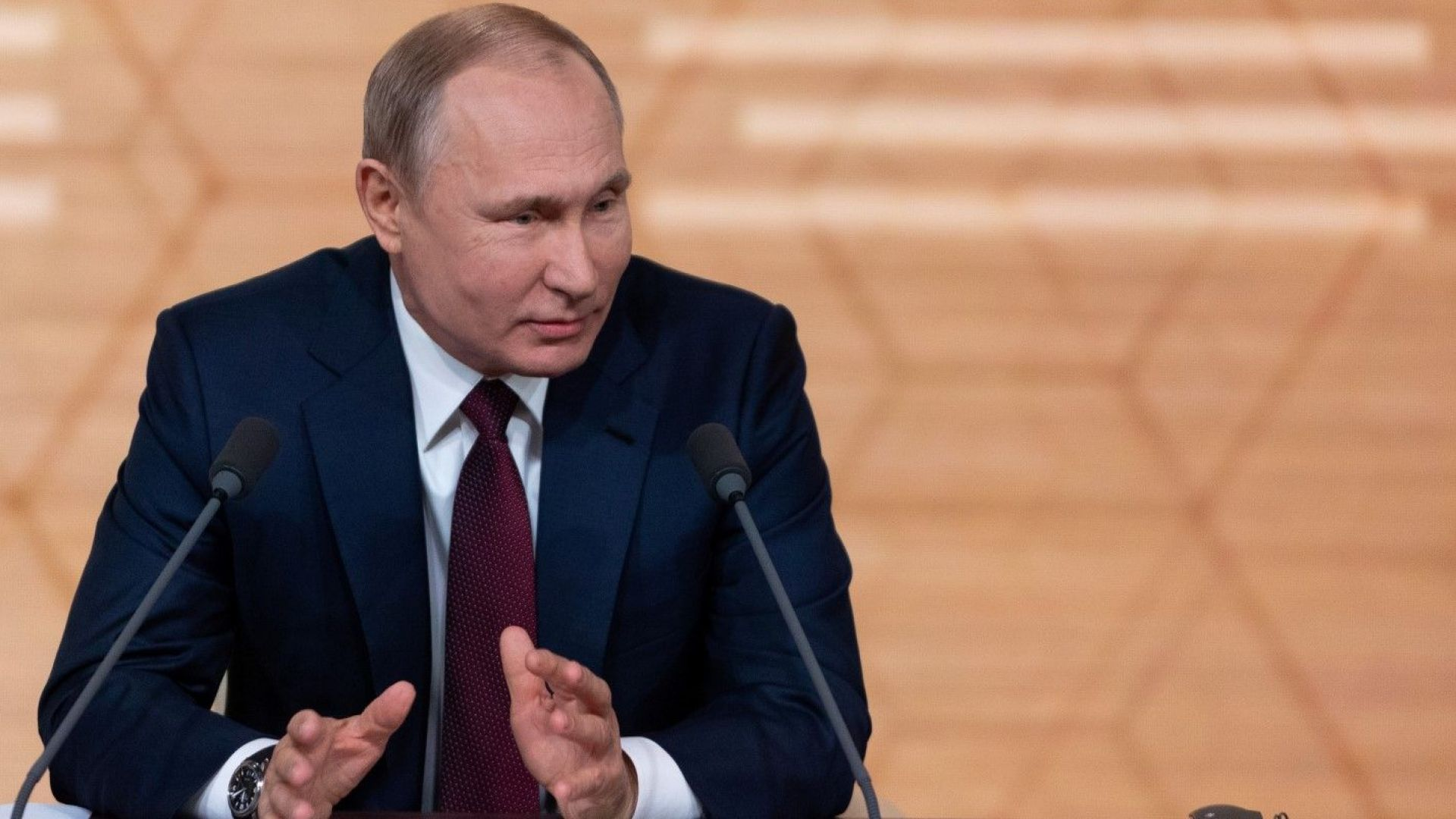 Путин поиска единство за постигането на най-големите цели на страната