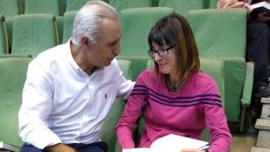 Стоичков даде кураж на баскетболен треньор в битката с тежка болест