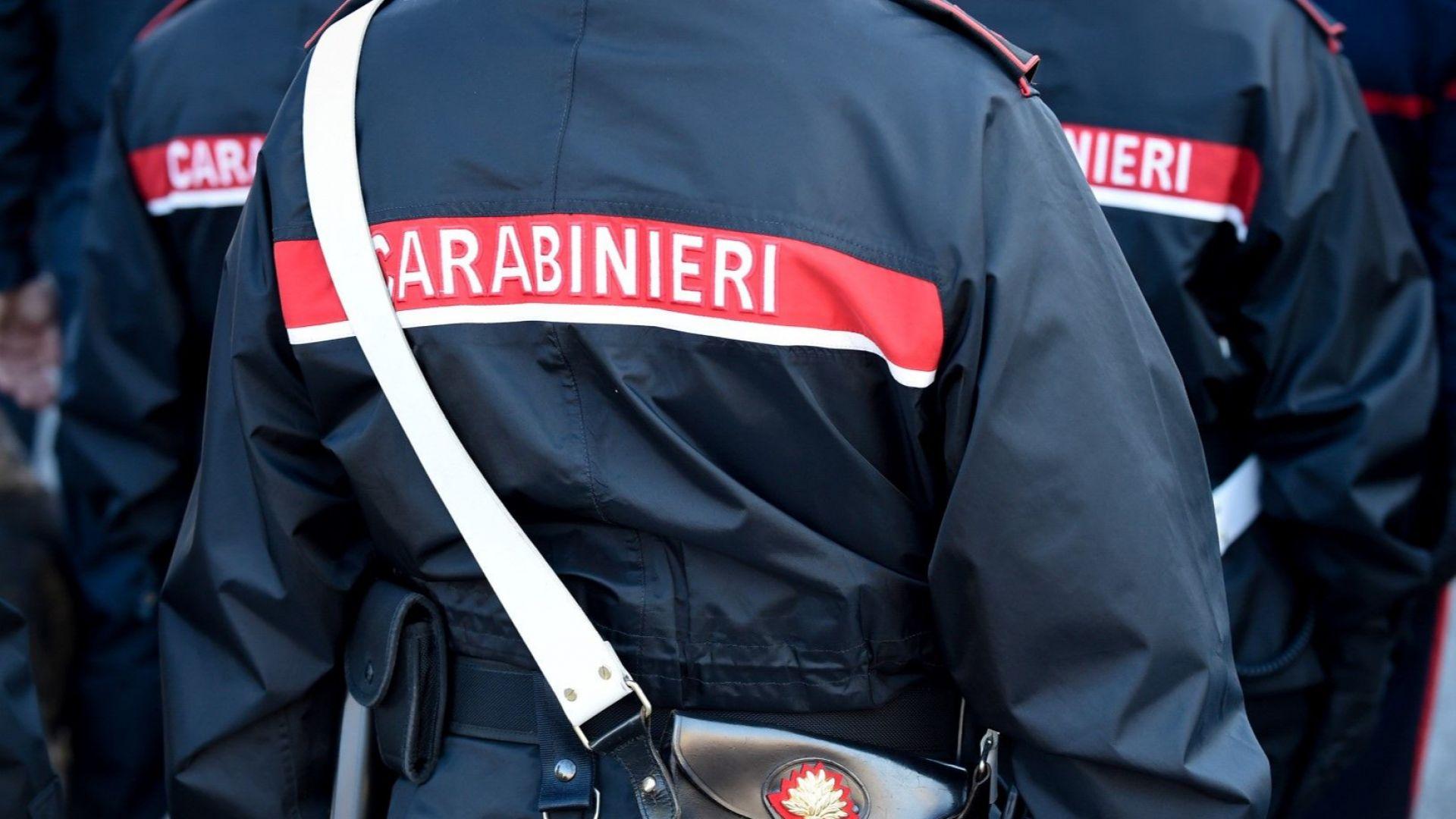 В Италия арестуваха избягали затворници, оставили бележка, че ще се върнат