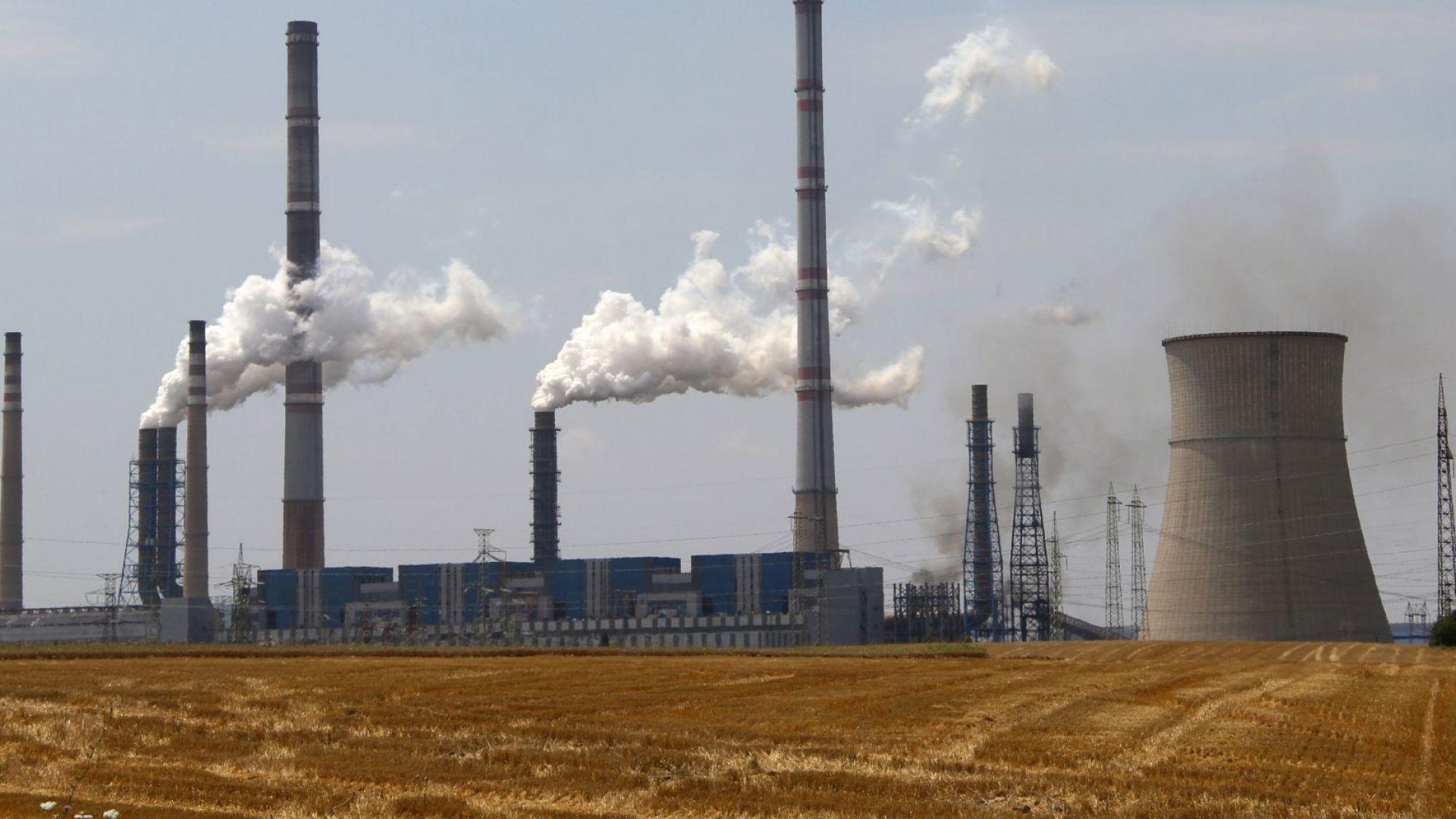"""Енергийни експерти от САЩ са посетили """"Марица Изток""""2"""
