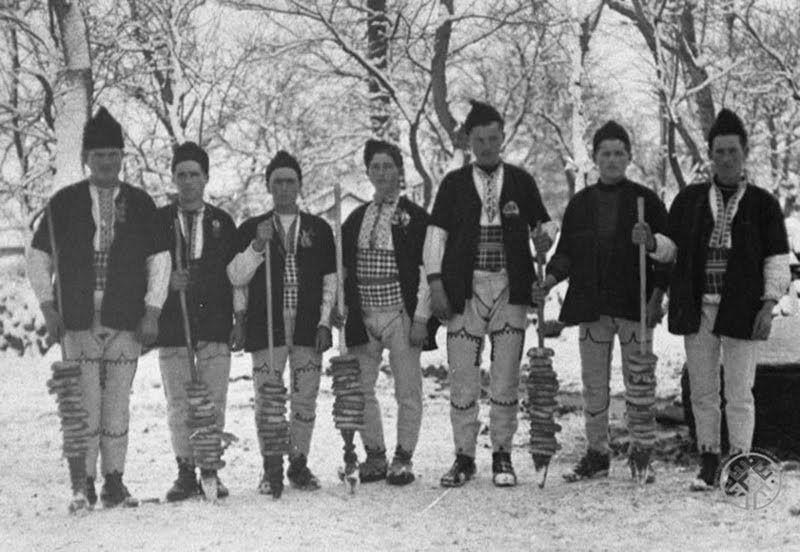 Коледари, Софийско, 1943-46 г. ИЕФЕМ-АЕИМ,