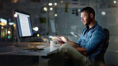 Продължителната работа увеличава риска от високо кръвно налягане