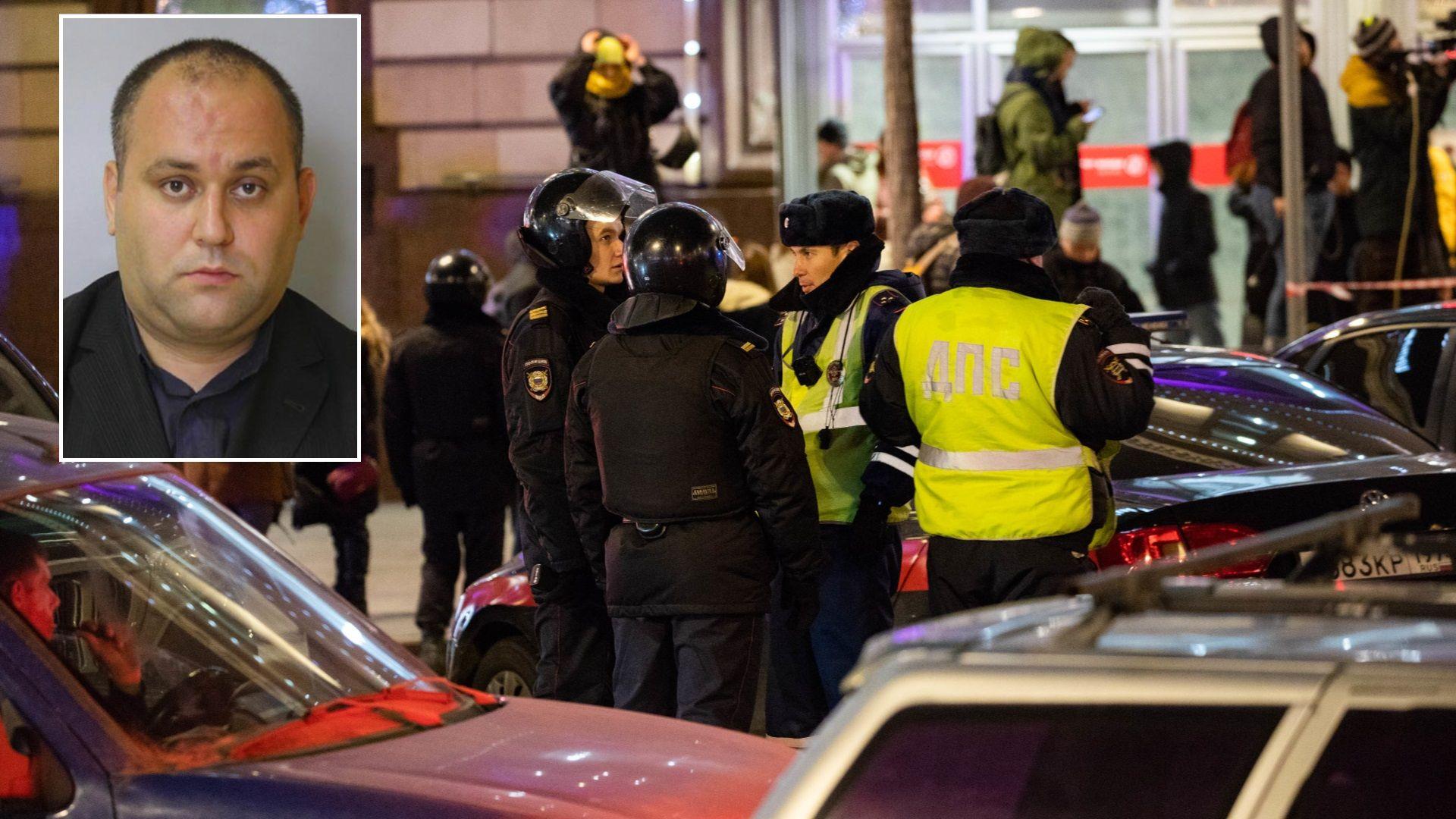 Разкриха кой е стрелецът, окървавил централата на ФСС в Москва