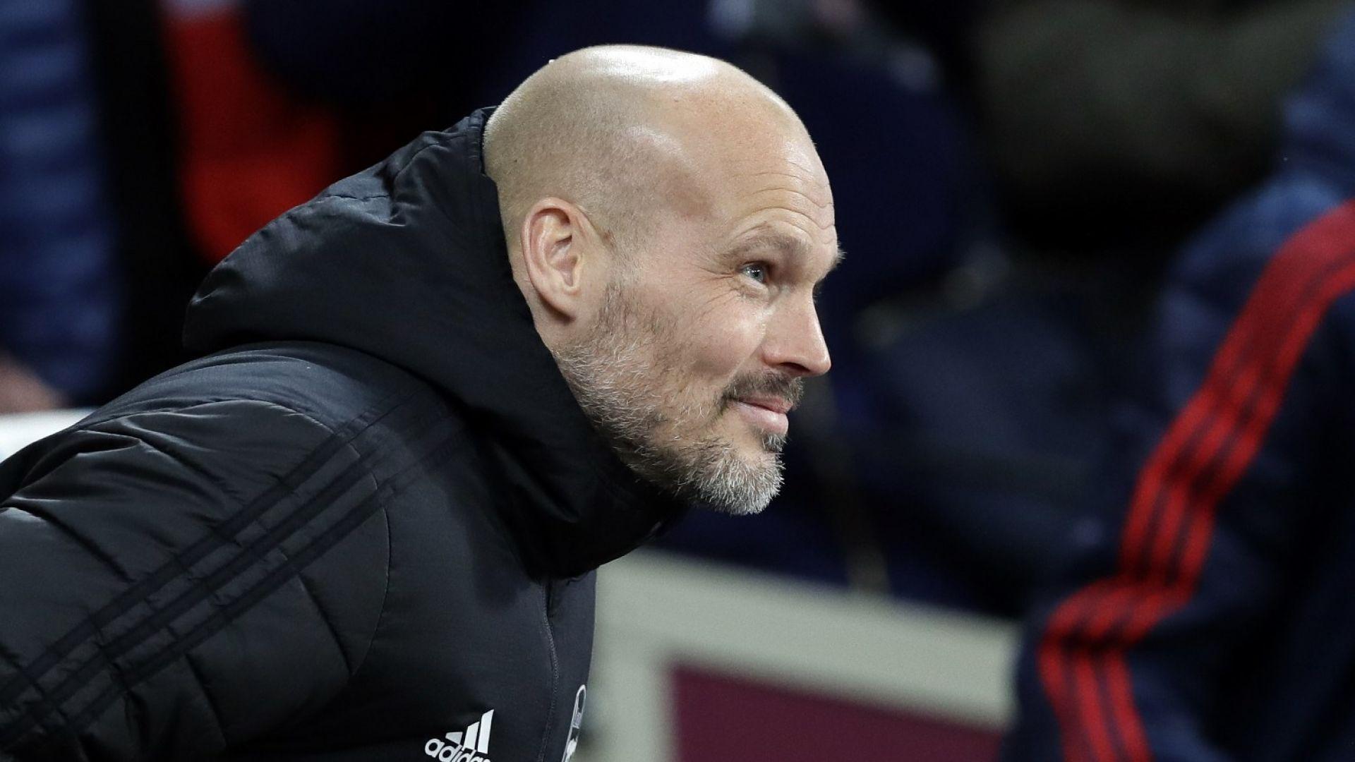 Люнгберг има предложение за работа, но не от Арсенал