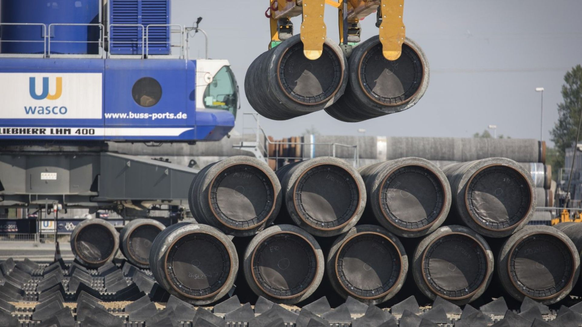 """Германският посланик в Русия оптимист за бъдещето на """"Северен поток-2"""""""