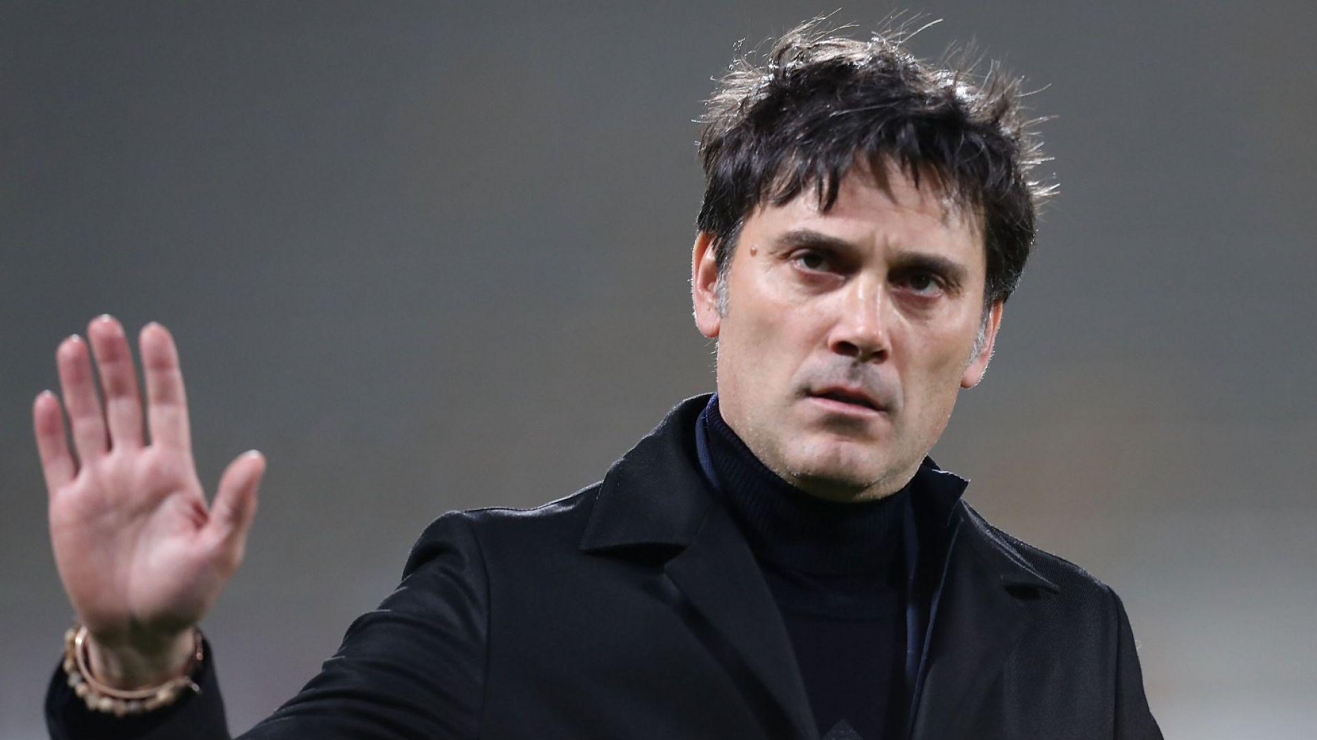 Фиорентина за втори път уволни Винченцо Монтела