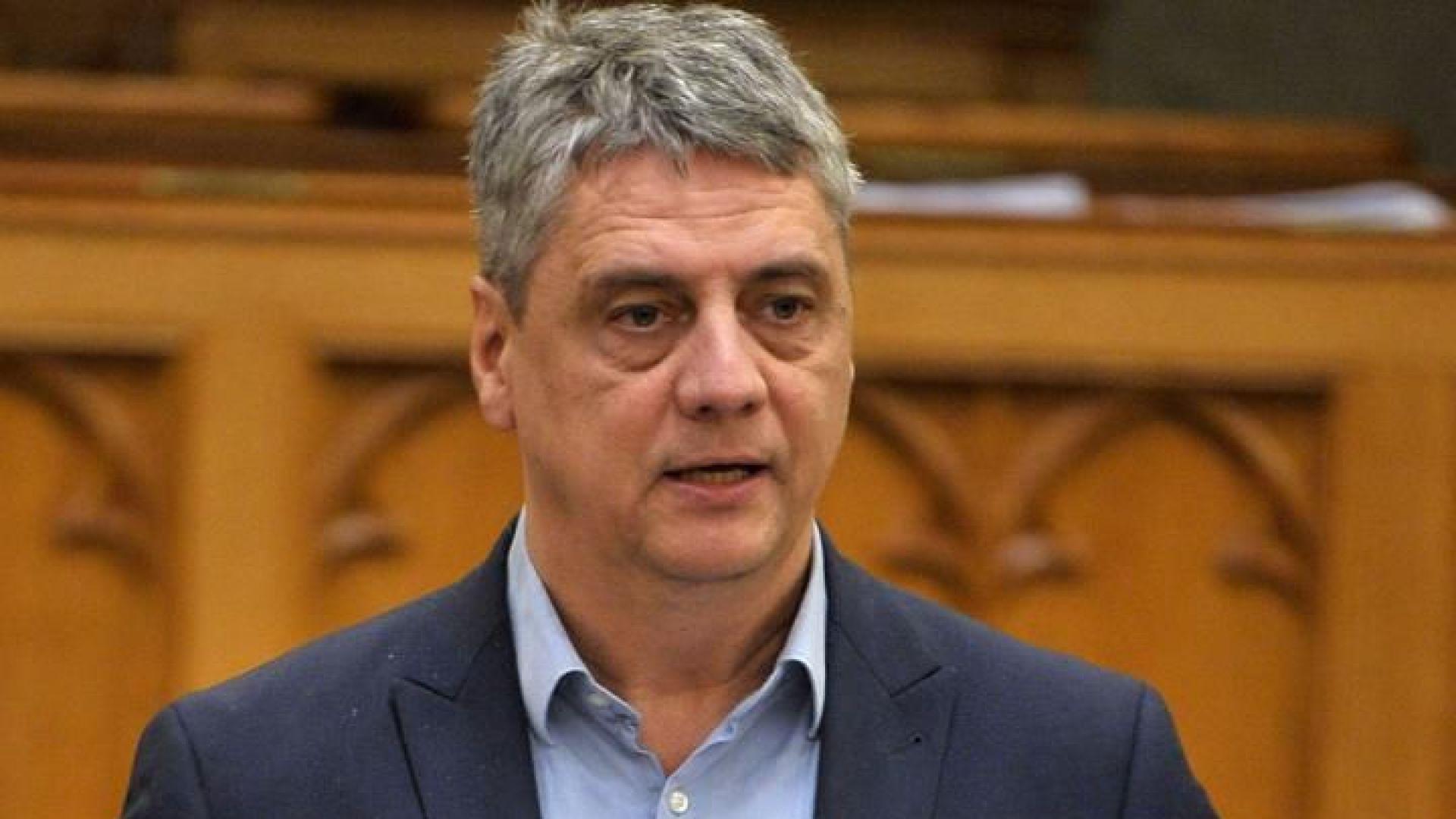 Унгарски депутат хвърли оставка след обвинения в сексуален тормоз