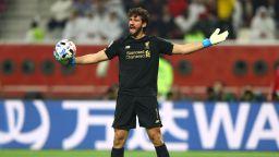 Трагична новина за вратаря на Ливърпул и Бразилия